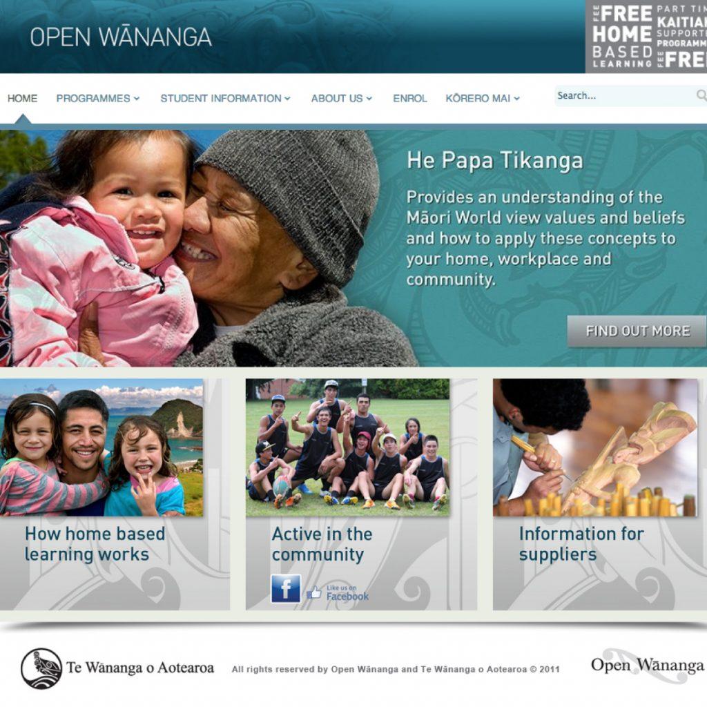 Campaign Open Wananga