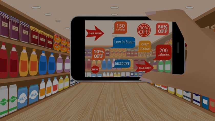 Augmented reality is becoming an actual reality…