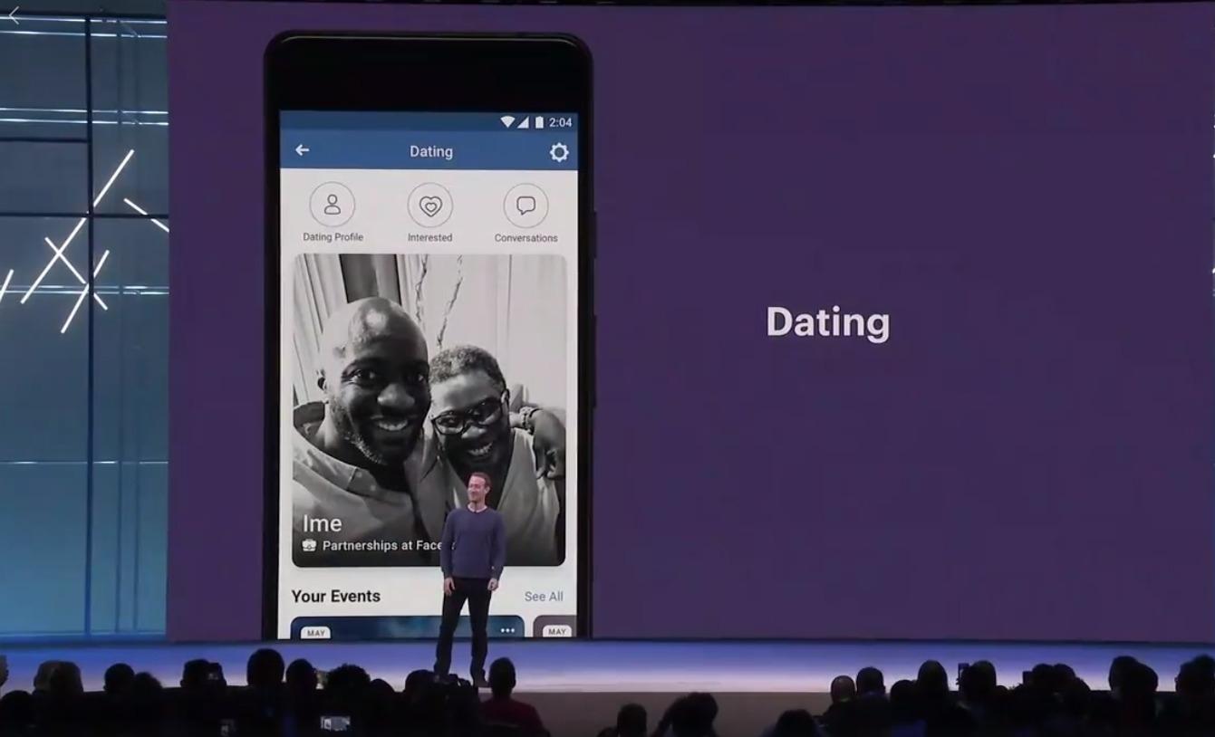Facebook partnersuche app