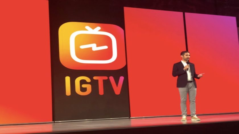 IGTV and chill? The evolution of Instagram.