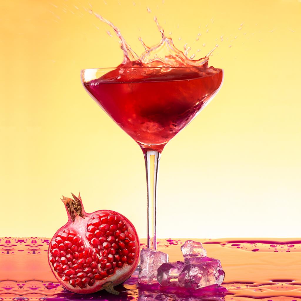 Social media photography studio - cocktail